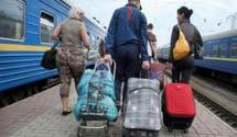 Кількість переселенців з Донбасу та Криму збільшилася на понад 25 тисяч осіб