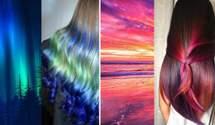 Це просто магія: американська стилістка фарбує волосся у кольори Всесвіту – фото