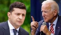 Каким будет первый разговор Зеленского и Байдена: предположение экс-посла