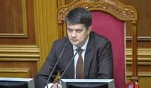 Разумков не підтримав санкції проти Козака: політичні перспективи важливіші за Україну?