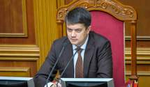 Разумков не поддержал санкции против Козака: политические перспективы важнее Украины?