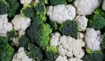 Броколі проти цвітної капусти: що корисніше для нашого здоров'я