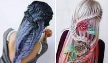 Просто вау: девушка заплетает удивительные косы, в которые вы влюбитесь