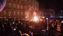 Против карантина и паспортов вакцинации: в Дании состоялся массовый протест – фото