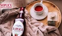 Топ-3 согревающих коктейля с Soplica