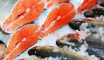 Велика Британія отримала дозвіл постачати рибу в Україну