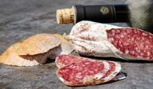 Україна шаленими темпами нарощує імпорт ковбас та м'ясних виробів