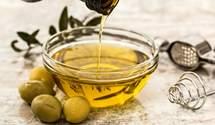 Соняшникова, оливкова чи лляна: яка олія найкорисніша для здоров'я