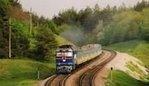 """Укрзалізниця в """"червоних"""" регіонах: поїзди не курсуватимуть до 19 березня"""