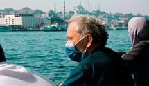 У Туреччині назвали умови для послаблення карантинних обмежень
