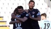 Сумасшедший гол из чемпионата Италии полузащитник забил с 70 метров: видео