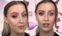 Все стало проще: девушки показали, что изменилось в макияже за 5 лет – видео