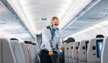 Несумісні з авіаперельотами стани пасажирів: деталі від стюардеси
