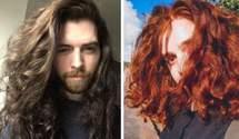 10+ случаев, когда ребята отрастили длинные волосы и удивили всех: фото