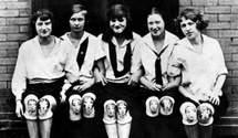 Макияж на ногах: как красились девушки в начале ХХ века