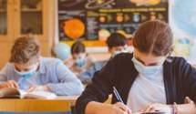 Образовательный департамент Киева предлагает уменьшить нагрузку на выпускников в мае