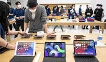 Допоміг iPhone: компанія Apple очікує рекордних прибутків