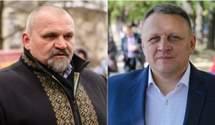 Скандальный 87 округ: выборы на Прикарпатье превратились в столкновение политсил