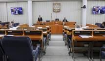 Державний тероризм і варварство, – Сенат Польщі про дії Лукашенка