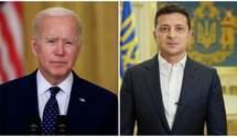 Дзвінок між Байденом та Зеленським може відбутися перед самітом із Путіним, – МЗС України
