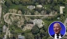 Джефф Безос расширяет свое мегапоместье в Беверли-Хиллз: стоимость возросла до 175 миллионов