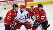 Канада выбила Россию: определились полуфиналисты Чемпионата мира по хоккею