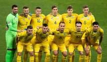 Сборная Украины 11 матчей подряд не забивает больше одного гола за встречу