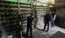 СБУ закрила незаконну криптоферму: збитки сягнули 2 мільйонів гривень