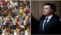 Зеленский запугивает депутатов роспуском Рады: есть несколько причин, почему этого не произойдет