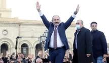 Парламентські вибори у Вірменії: з величезним відривом лідирує Пашинян