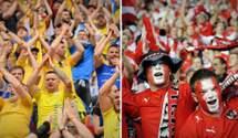 """Ще один хіт Євро: вболівальники України та Австрії разом скандували """"Хто не скаче – той москаль"""""""