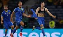 Довбик забив гол Швеції в останні хвилини екстратайму: відео