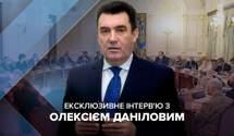 Після приходу Зеленського почалась революція, – інтерв'ю Данілова про Медведчука та Порошенка