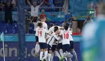 Провал української оборони – приголомшливий старт другого тайму: відео голів збірної Англії