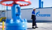 """""""Газпром"""" заявив про готовність транспортувати газ Україною навіть після 2024 року"""