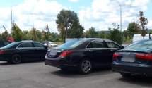 В Киеве владелец автосалона отобрал BMW и занимался вымогательством