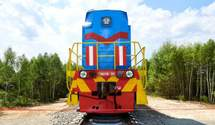 У Чорнобиль пустили тестовий потяг: возитимуть відпрацьоване ядерне паливо