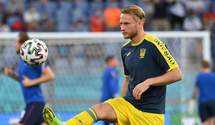 Безус должен работать над своей формой, – тренер Гента о состоянии украинца после Евро-2020