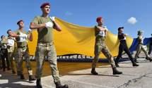 У Києві показали, як готуються до парадів на День Незалежності: відео