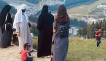 Арабы в Карпатах: новый туристический тренд уже принес Украине 40 миллионов долларов