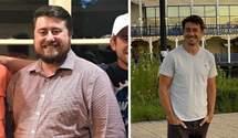 Їм це вдалося: 10 людей, які дивовижно змінилися після схуднення