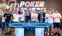 В Одесі розіграли понад 10 мільйонів гривень на серії PokerMatch UA Millions