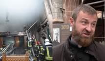 Прибежал, в чем был, – священник рассказал, как узнал о пожаре в костеле святого Николая