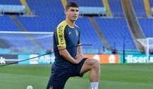 Вісім гравців покинули збірну України після матчу з Францією