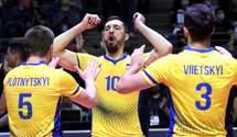 Збірна України з волейболу з боєм поступилася Польщі на Євро-2021