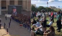 Франція у жалобі за талантом: відео прощальної церемонії з Жаном-Полем Бельмондо