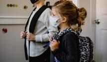 Стартував навчальний рік: як уберегти дитину та родину від сезонних застуд і грипу