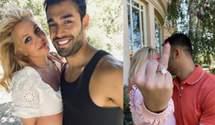 Брітні Спірс одружується з бойфрендом після скандалу з опікунством батька: емоційне відео