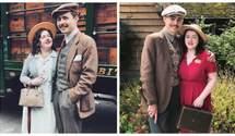 Вінтажний одяг і весь будинок: пара живе повністю у стилі 30-х років – яскраві фото