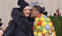 Ріанна та A$AP Rocky вперше вийшли разом у світ після оголошення роману